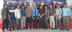 Public Lecture from Research to Publication